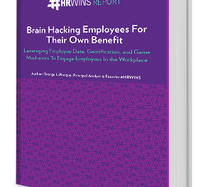 HRWins Trend Report: Brainhacking Employees For Their Own Benefit