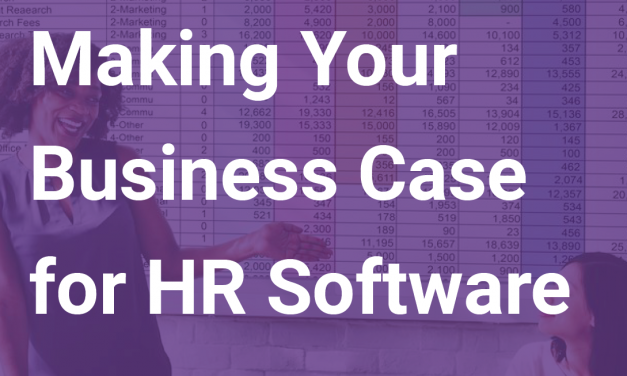 PODCAST: Making Your Business Case for HR Software