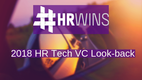 2018 Global HR Tech VC Look-back