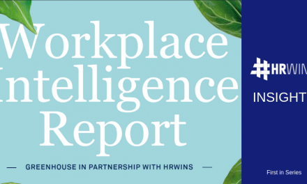 HRWins Insights: Workplace Intelligence Report, part 1 in series