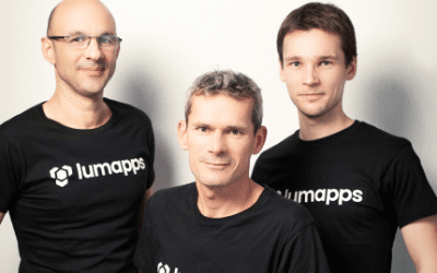 """LumApps Raises $24M Series B to """"Transform Internal Communications and Employee Experience"""" TREND NOTE"""