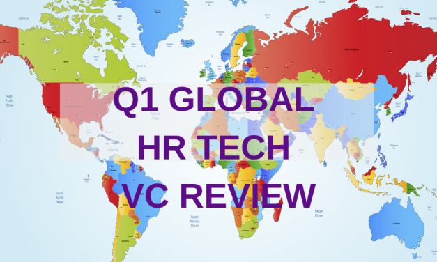 Q1 2019 Global HR Tech Venture Capital Review