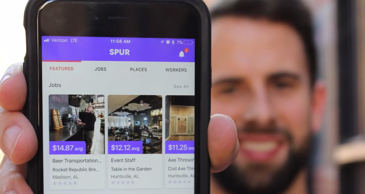 Spur raises $8 million to Provide HR and Payroll for Hourly Workers