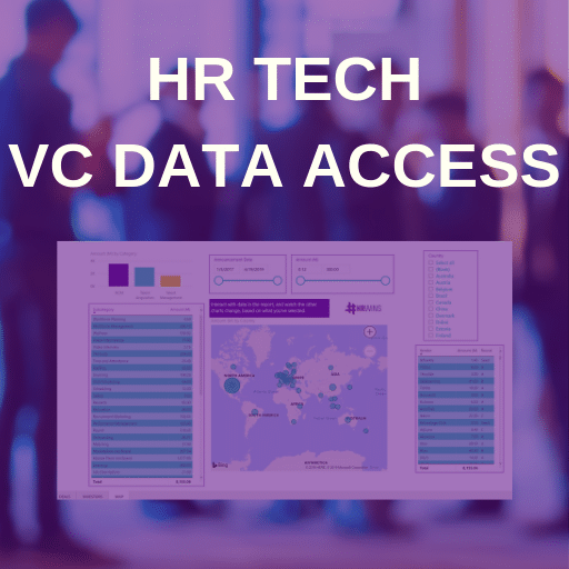 HR Tech VC Data Access