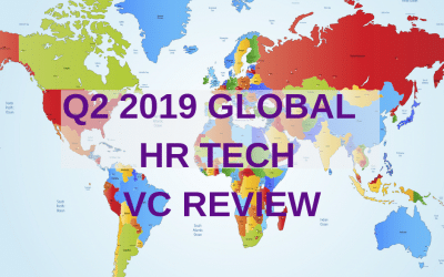 Q2 2019 Global HR Tech Venture Capital Review