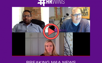 HR MarketWatch M&A News: Symphony Talent CEO Discusses Acquisition of Smashfly with HRWins and Aptitude Research Founders