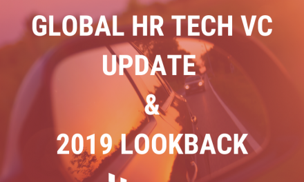 2019 Global HR Tech VC Look-back