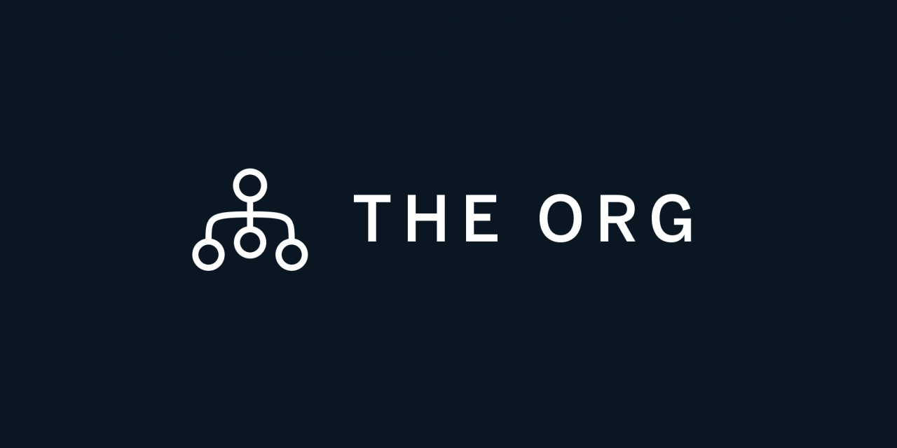 The Org Raises $8.5 Million Series A for Its Job Board and Takes On LinkedIn with Crowdsourced Org Charts