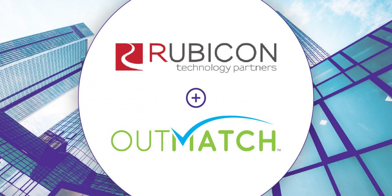 Rubicon Technology Partners Takes Majority Control of OutMatch