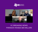CEO Aaron Matos Discusses Paradox's $40 Million Series B for Its Conversational AI