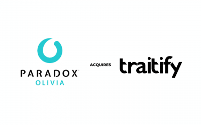 Paradox Acquires Traitify for a Reported $40 Million Bringing Seamless Modern Candidate and Employee Assessment into Its Conversational Platform